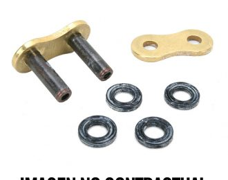 Enganche cadena Renthal tipo Remache SRS 520RR4